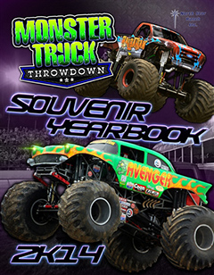 2k14 Monster Truck Throwdown Program